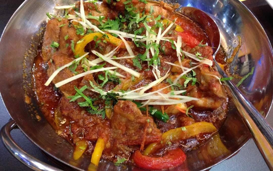 Peshawari Chicken Karahi Gosht